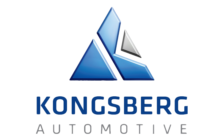 Logo Kongsberg Automotive
